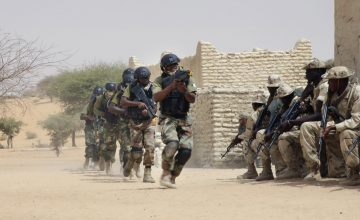 What we know about America's elite forces now operating in 33 African countries