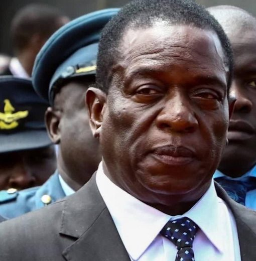 Mnangagwa seeks to reset Chinese ties
