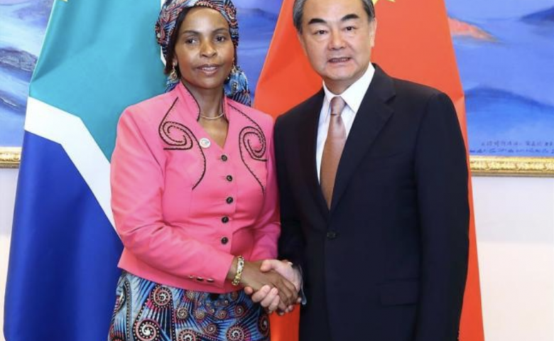 As Drumpf Insults African Countries, China Actively Embraces Them