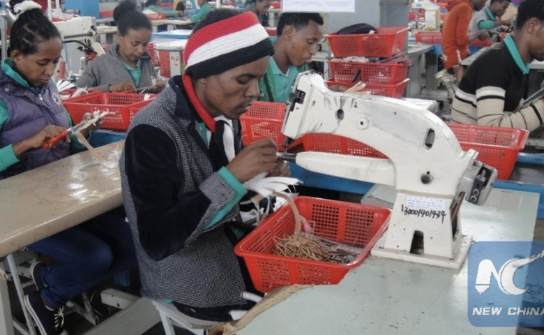 Chinese firm to build 220 mln USD textile plant in Ethiopia