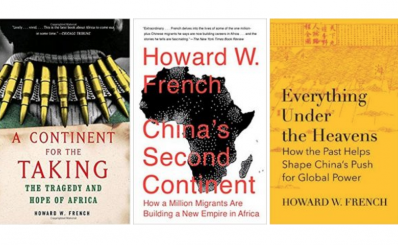 Sisonke Msimang on how Howard W French maps the road between Africa and China