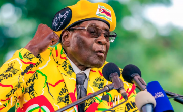 Mugabe and the Myth of the African Dictator