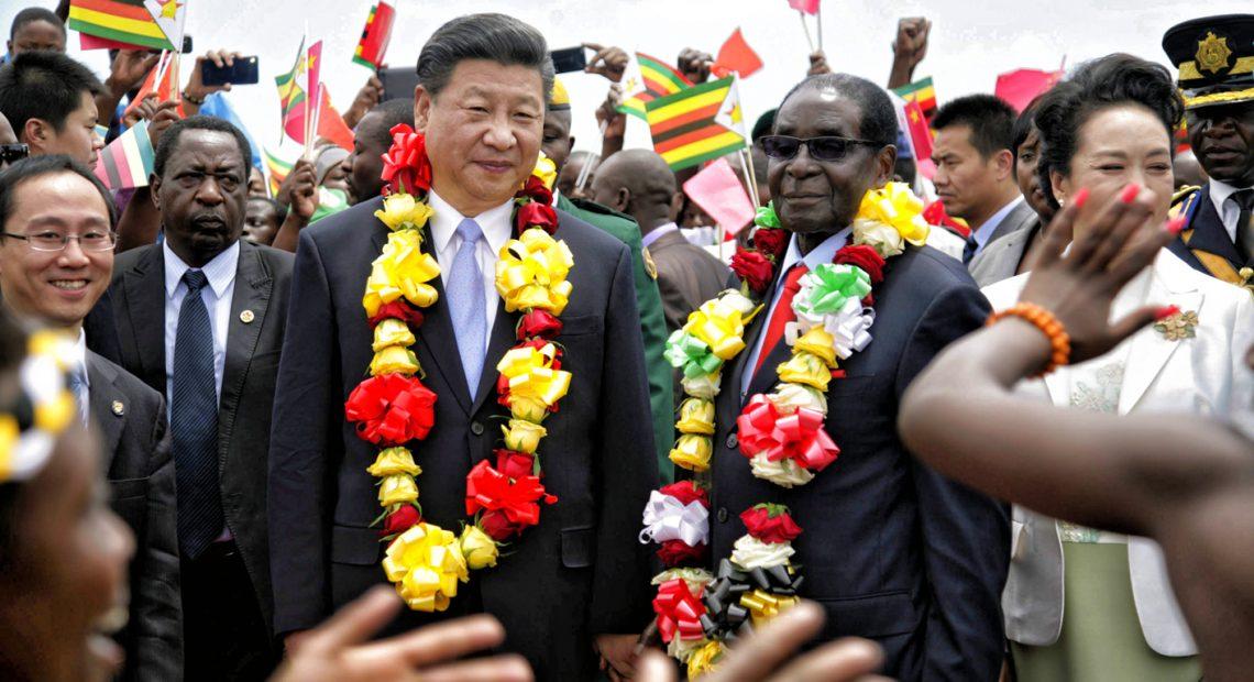China and Zimbabwe: After Mugabe