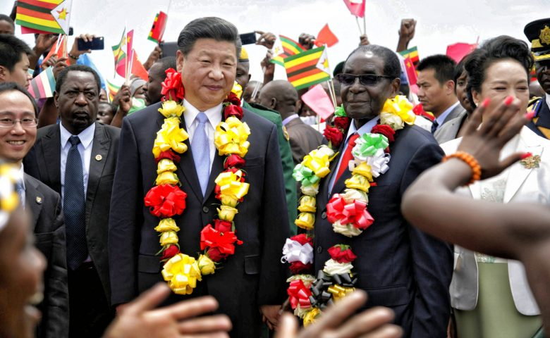 China and Zimbabwe: After Mugabe