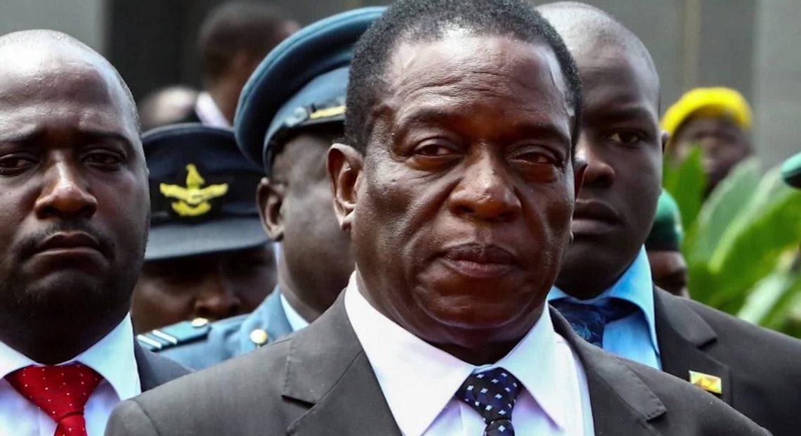 Mnangagwa seeks to reset Chinese ties