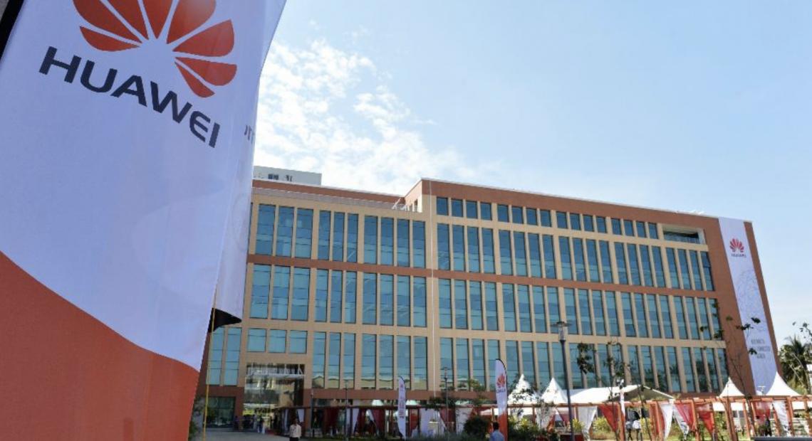 Huawei invests R1,2 billion into Johannesburg campus