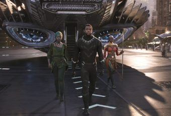 In China, 'Black Panther' is a movie about America